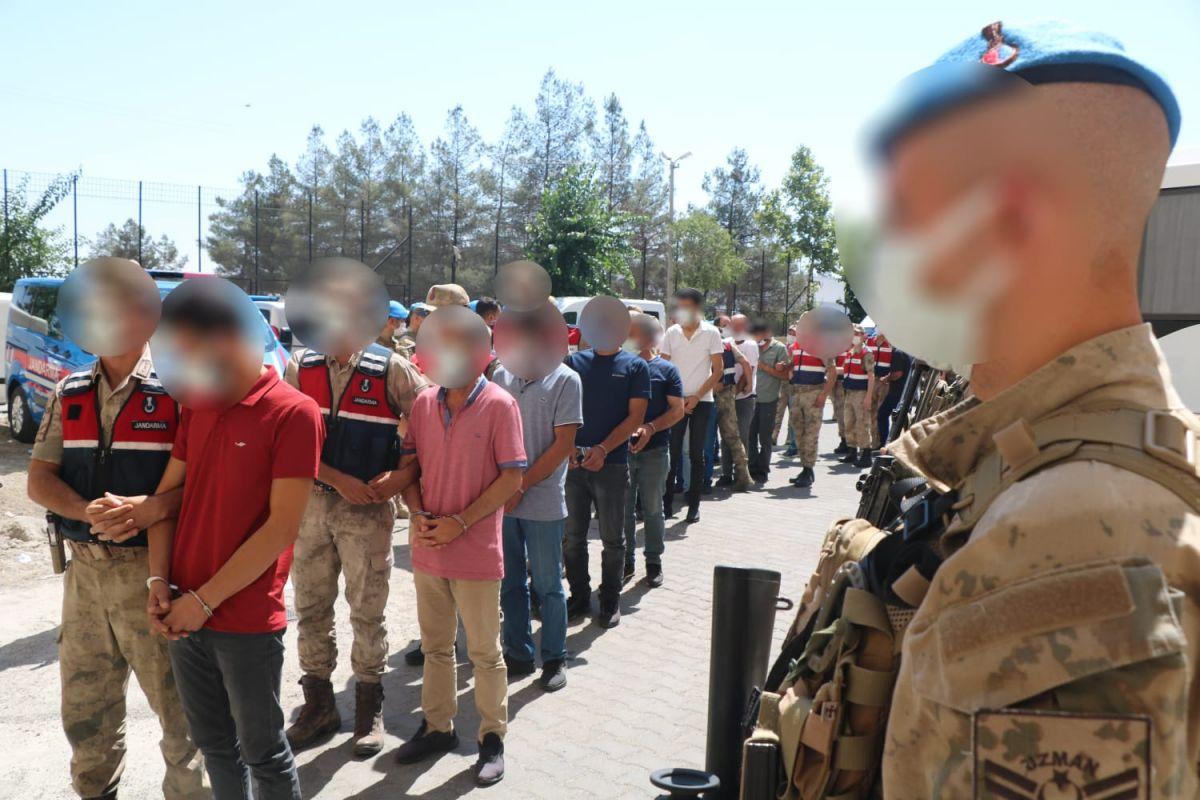 Diyarbakır da narko-terör operasyonu: 73 gözaltı #2