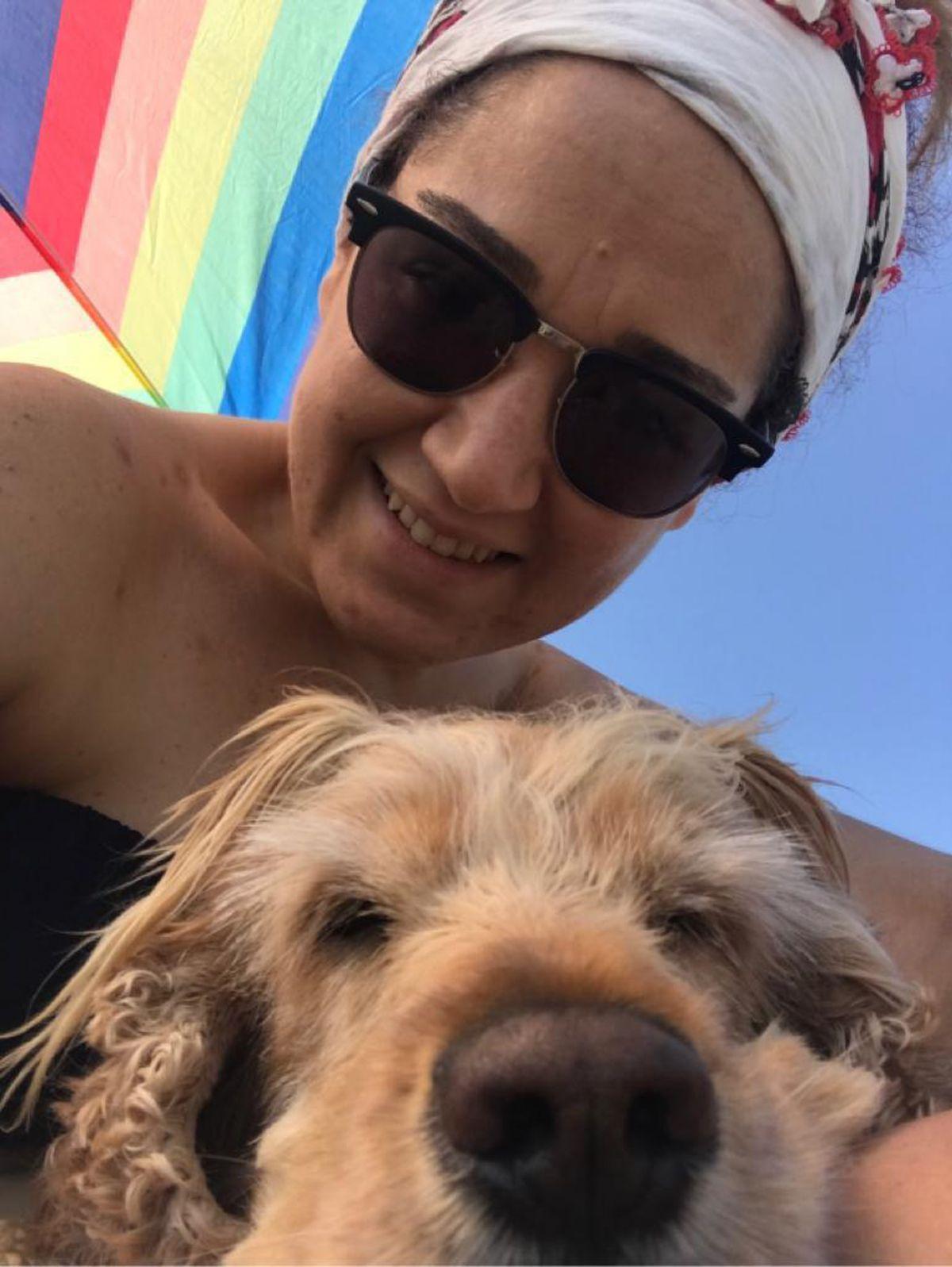 Antalya daki köpek, artık yaşamadığı evden uzaklaştırıldı #2