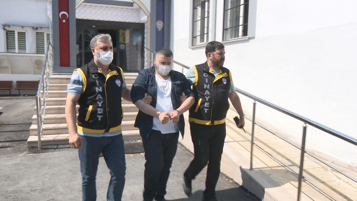 Bursa da kripto para cinayeti azmettiricisi Beyrut a kaçarken yakalandı #9