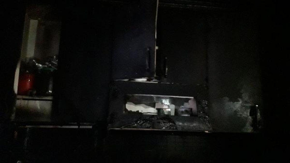 Muş ta buzdolabı patladı, evleri harabeye döndü #6