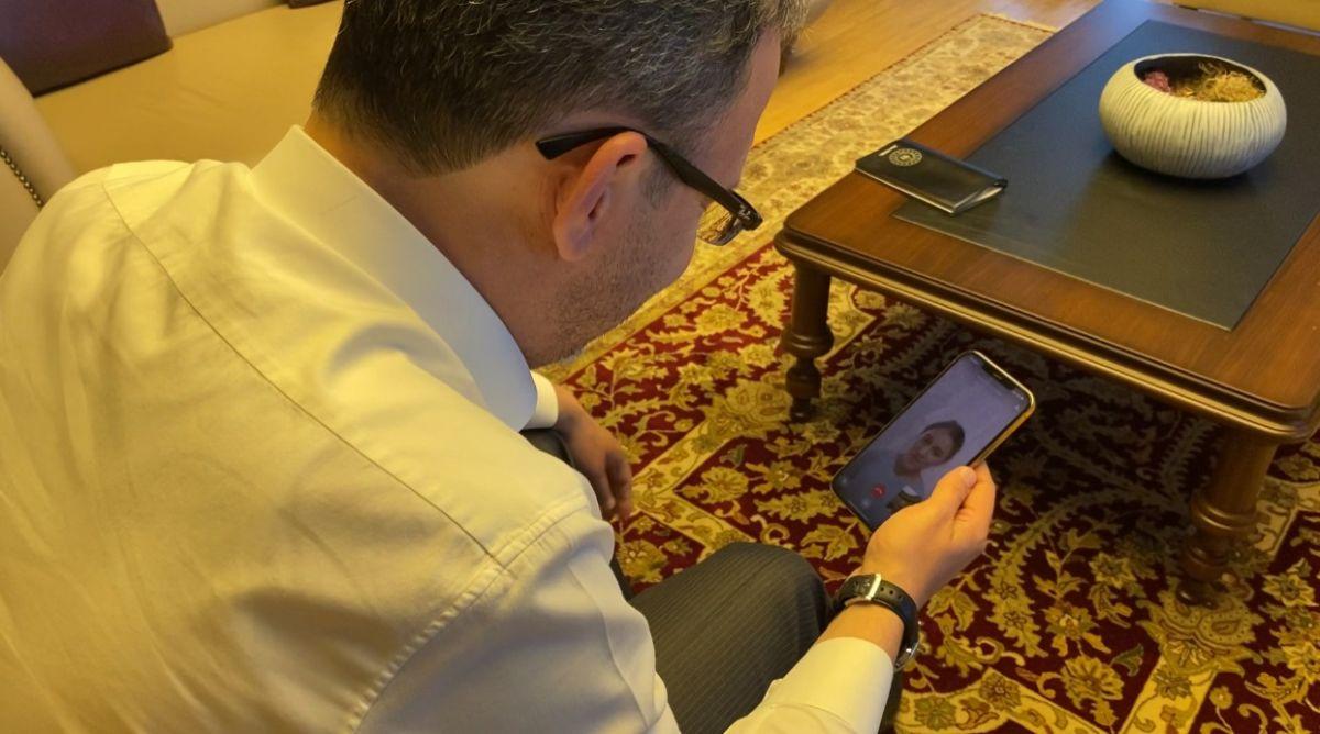 Mehmet Muharrem Kasapoğlu ndan Merve Akpınar a destek #2