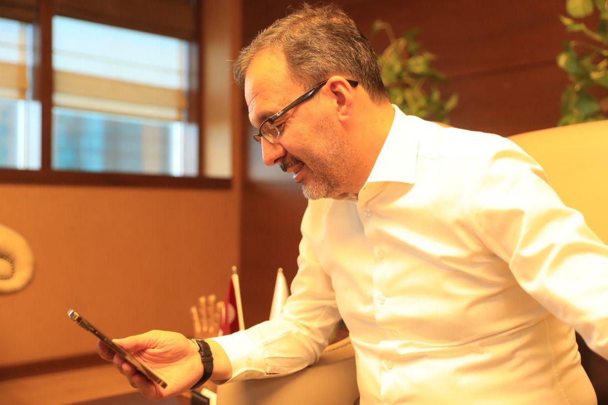 Mehmet Muharrem Kasapoğlu ndan Merve Akpınar a destek #5