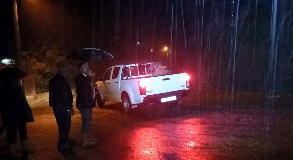 Düzce de sel: Zonguldak yolu çift yönlü kapatıldı #6