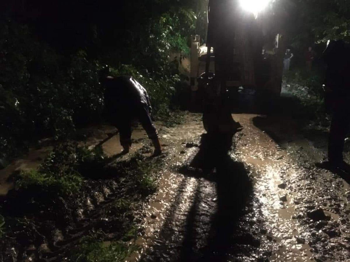 Düzce de sel: Zonguldak yolu çift yönlü kapatıldı #7