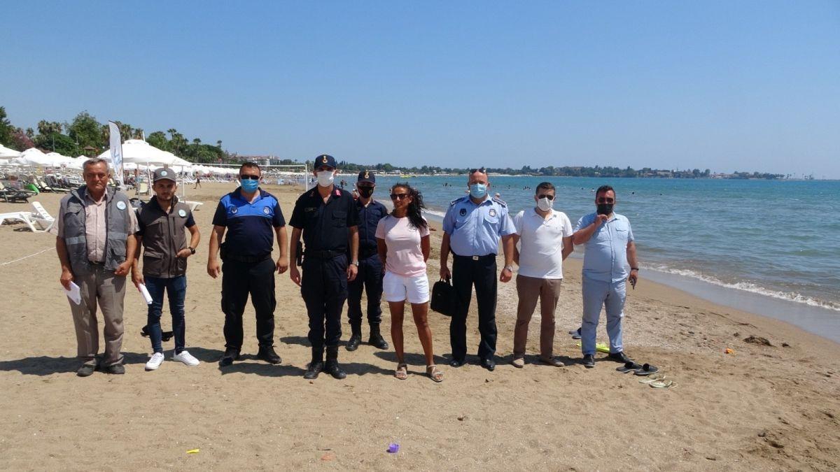 Antalya'da caretta caretta ya eziyet çektiren Rus turistlere ceza #5