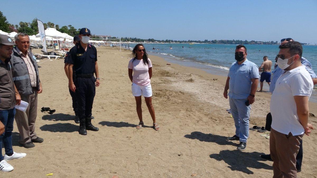 Antalya'da caretta caretta ya eziyet çektiren Rus turistlere ceza #6