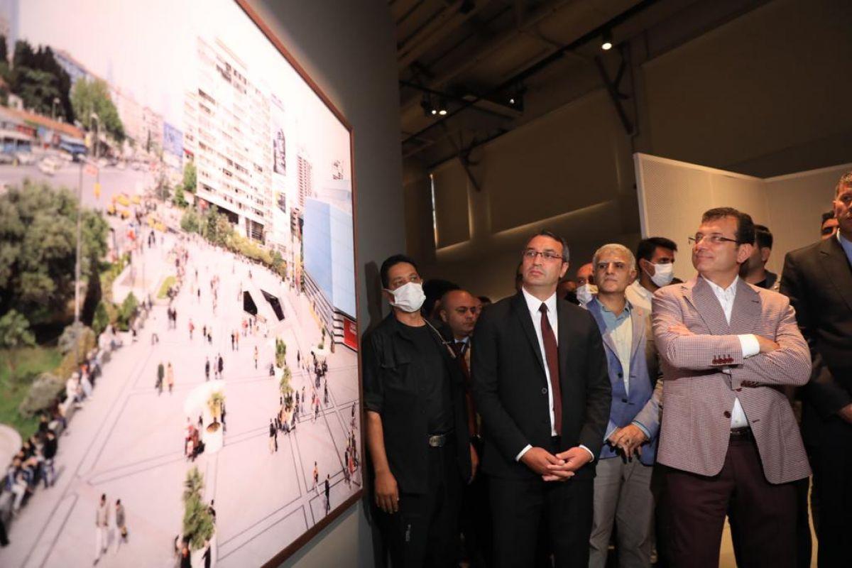 İBB Başkanı İmamoğlu, Müze Gazhane nin açılışını yaptı #2