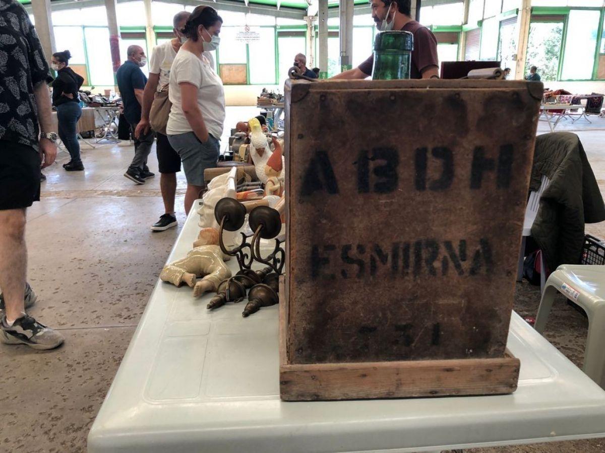 Eskişehir de tarihi damacana görücüye çıktı #6