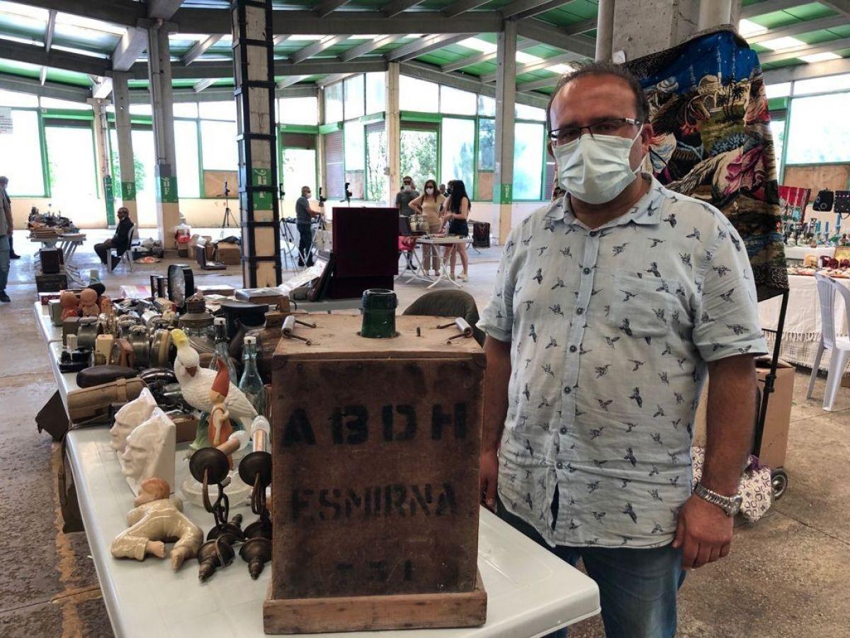 Eskişehir de tarihi damacana görücüye çıktı #1