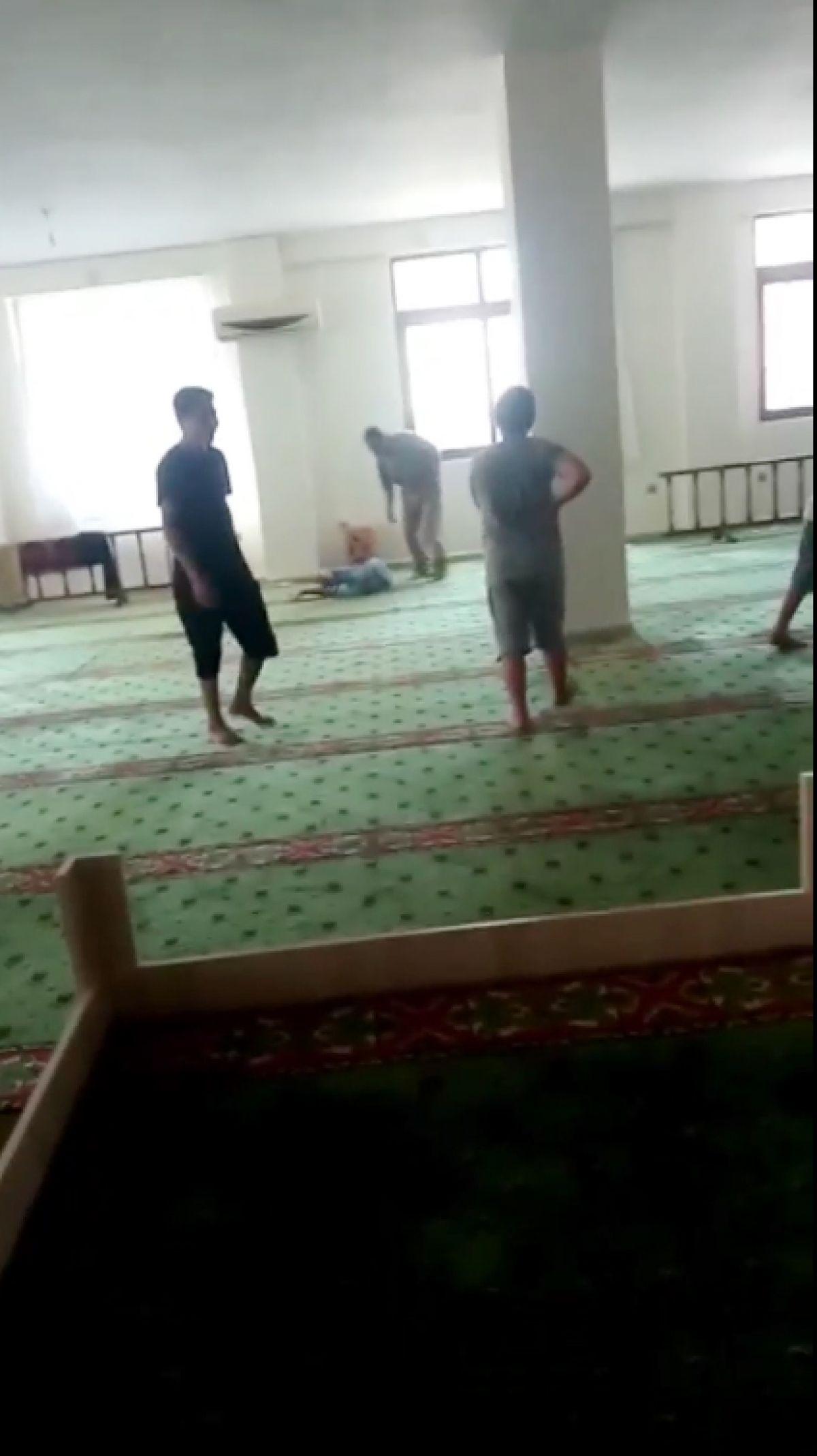 Hatay da camide çocuğa şiddete soruşturma #2