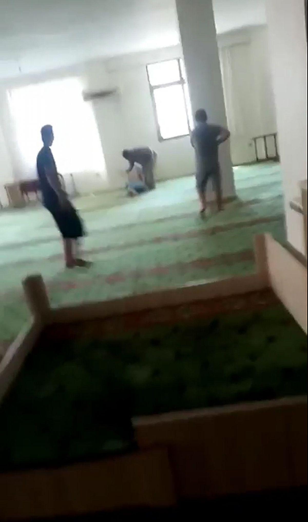 Hatay da camide çocuğa şiddete soruşturma #3