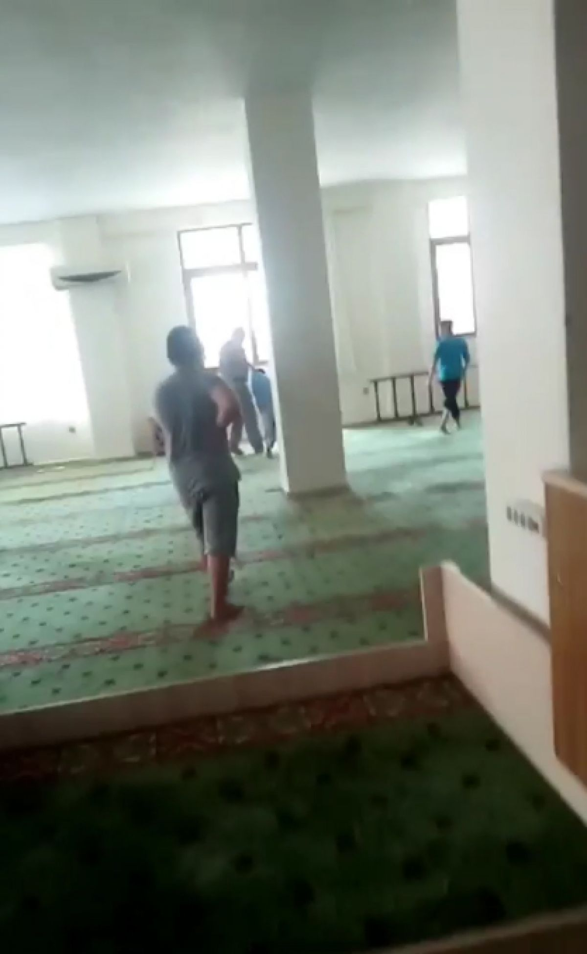 Hatay da camide çocuğa şiddete soruşturma #5
