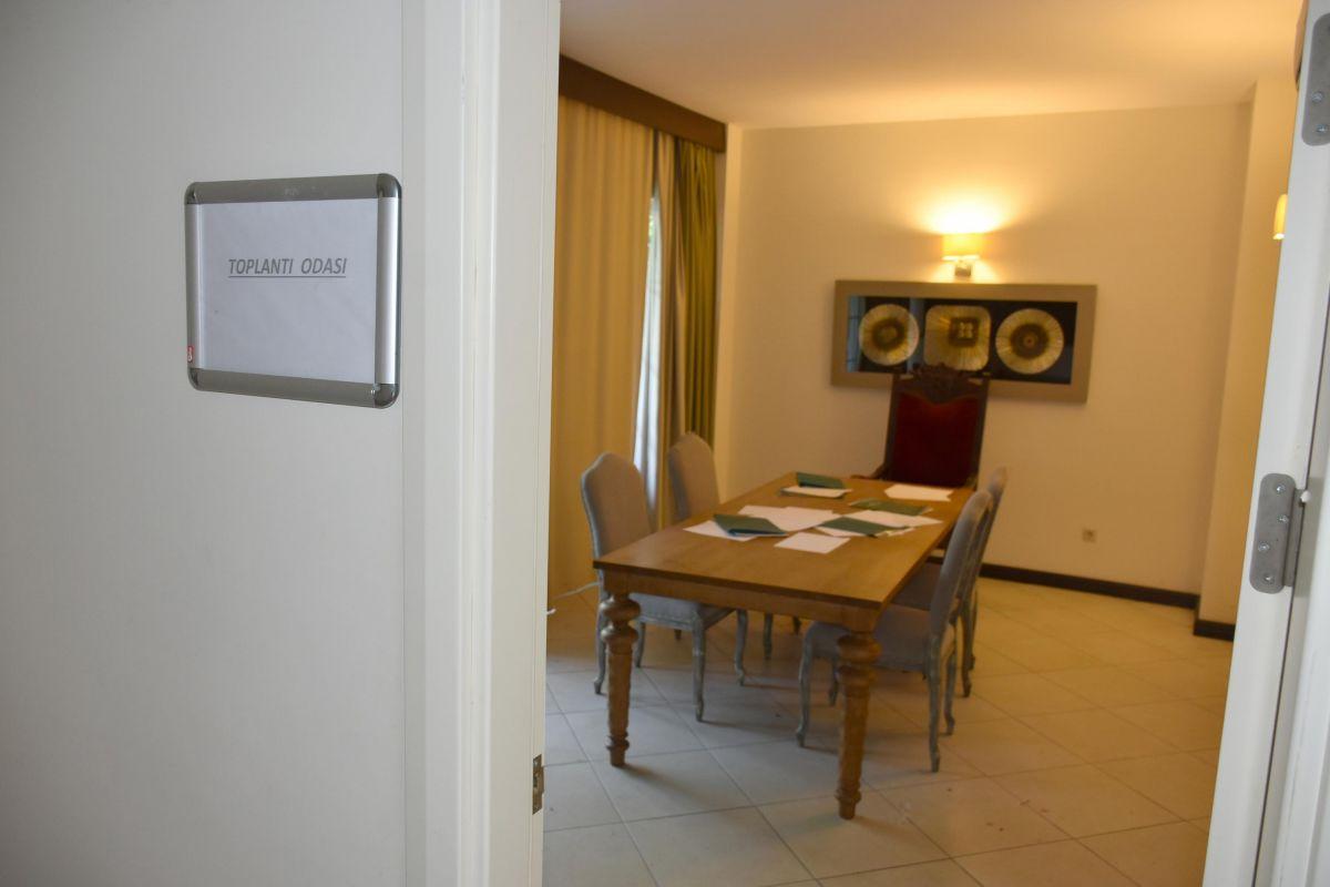 Muğla da Cumhurbaşkanı Erdoğan ve korumasının odası, 5 yıldır bozulmadı #1