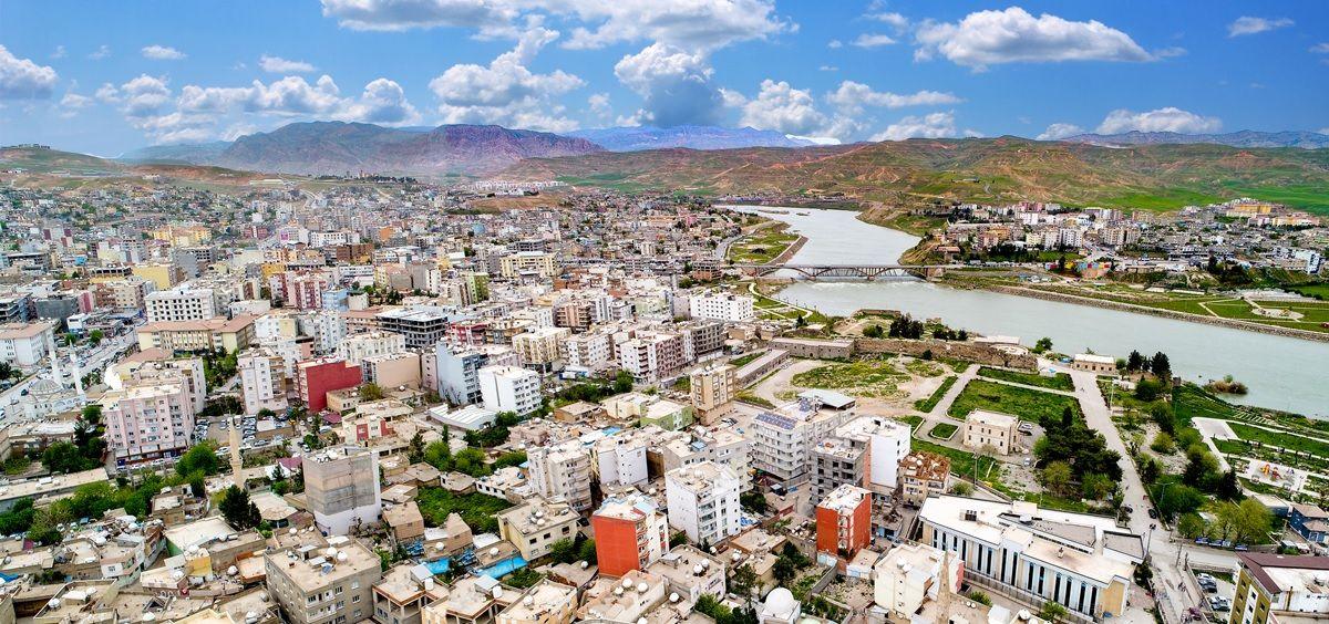Şırnak Cizre, 49.1 derece sıcaklık ile Türkiye rekoru kırdı #1