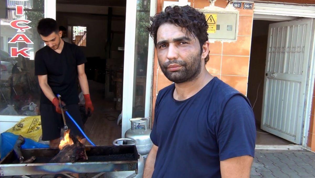 Adana da temizlenen kurban kelleleri, ek kazanç sağladı #5