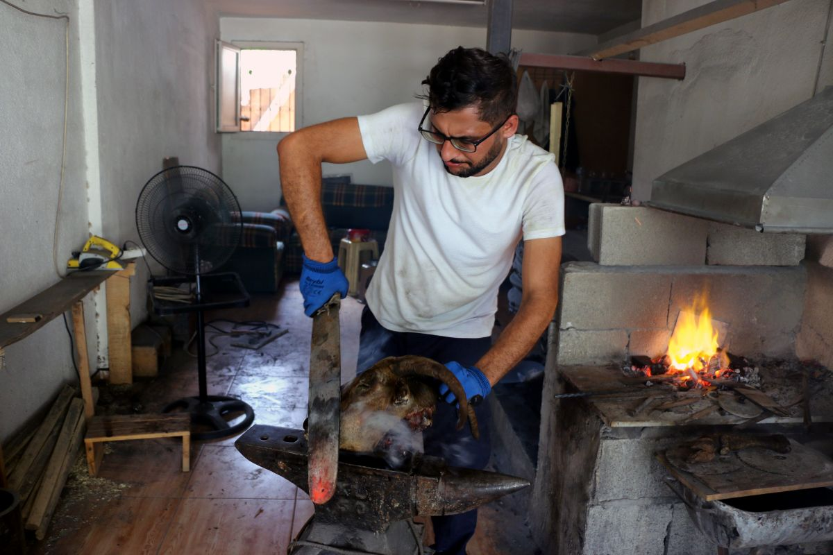 Adana da temizlenen kurban kelleleri, ek kazanç sağladı #1