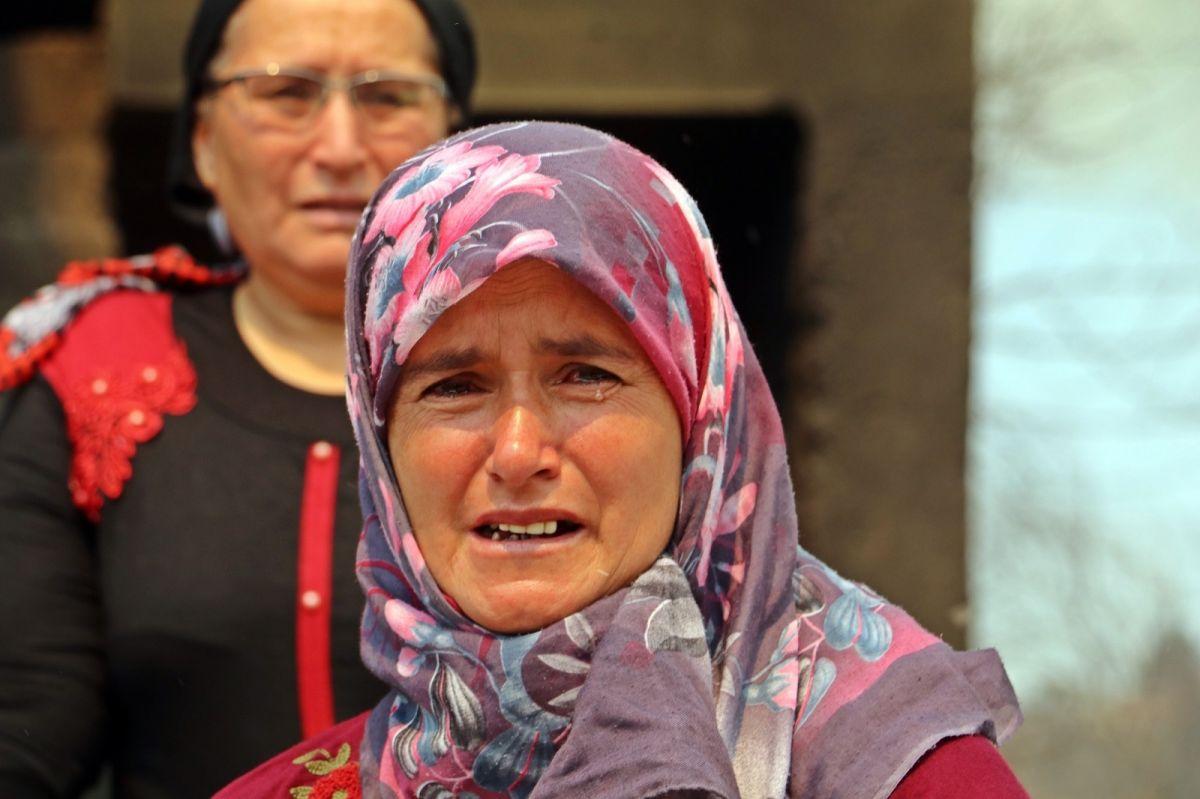 Aydıncık taki yangından etkilenenler yaşadıklarını anlattı #10