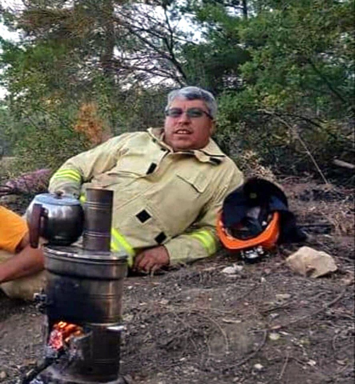 Manavgat ta can veren orman işçisinin oğlu: Emekli olduğu halde işinden kopamadı #3