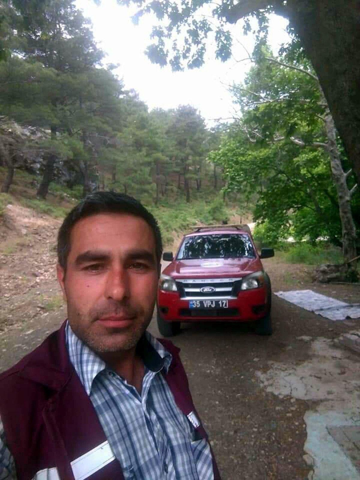 Manavgat ta can veren orman işçisinin oğlu: Emekli olduğu halde işinden kopamadı #9