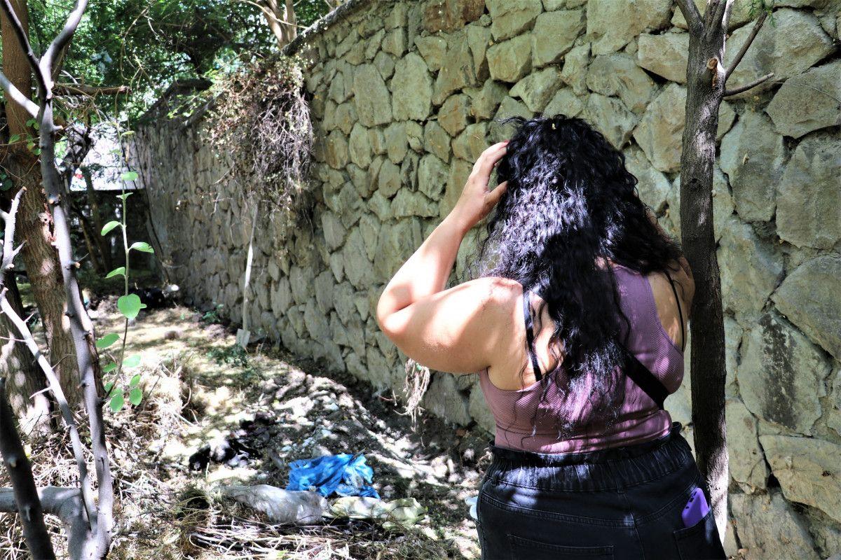 Ankara da bahçesinde 11 köpeğin cansız bedeni bulunan kadın, tutuklandı #2