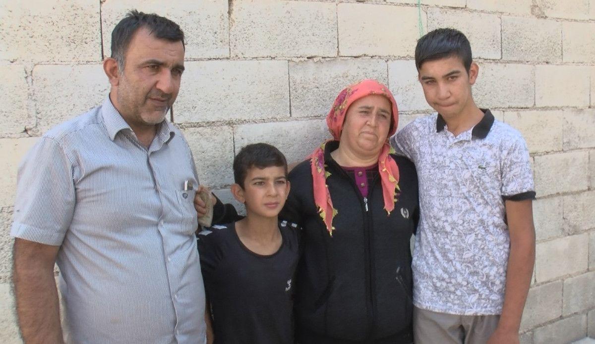 Gaziantep te keçileri kaybettiği için saklanan kardeşler bulundu #7