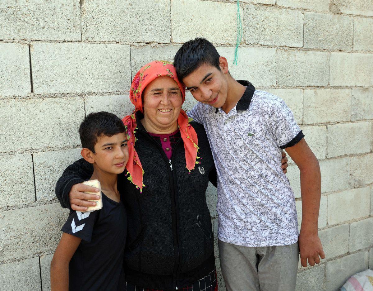 Gaziantep te keçileri kaybettiği için saklanan kardeşler bulundu #1