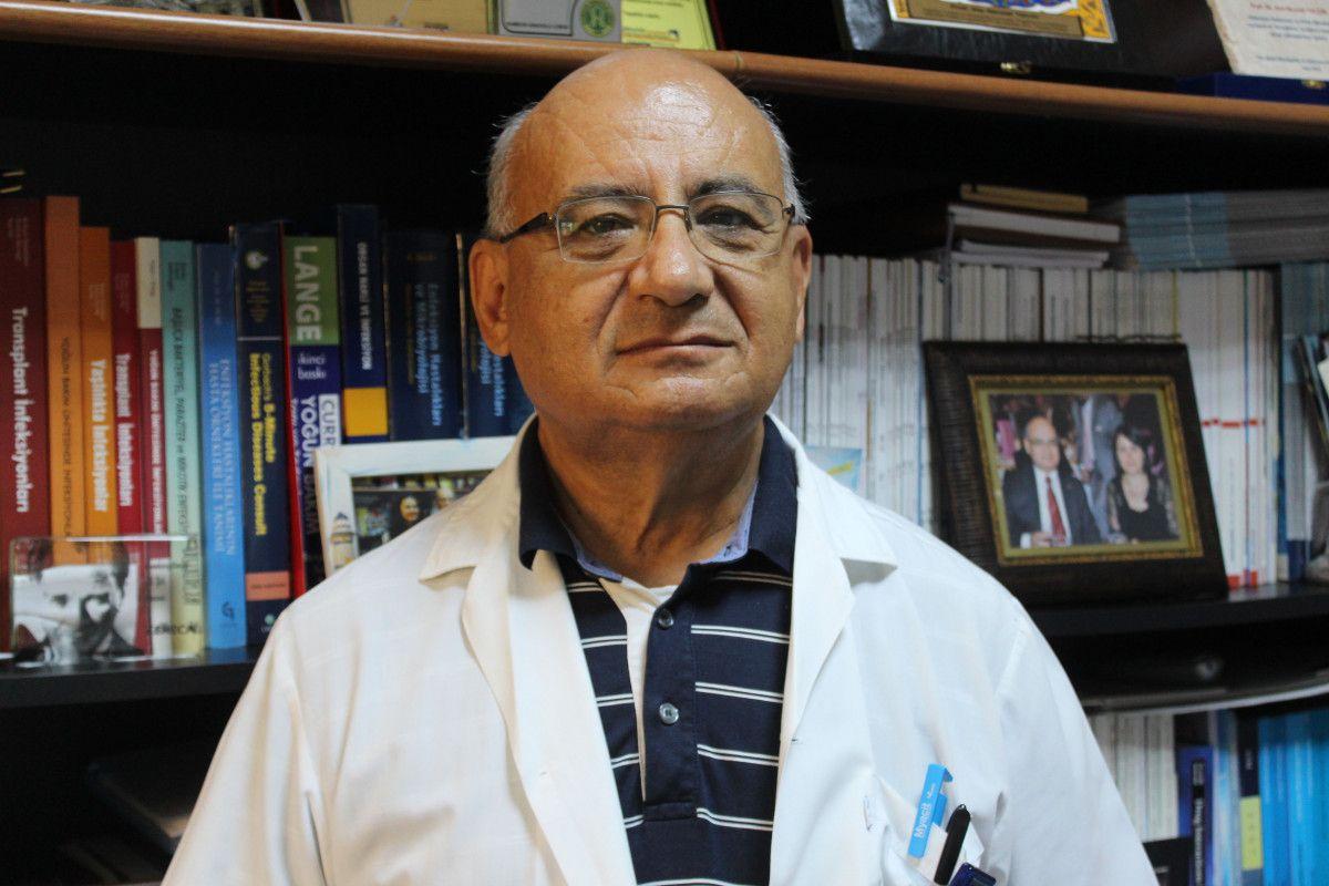 Prof. Dr. Ata Nevzat Yalçın: Yoğun bakım doluluk oranı arttı #2