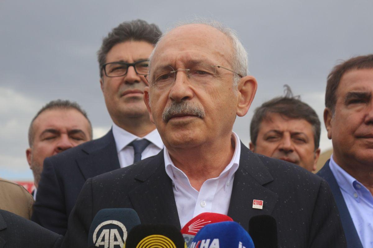 Kemal Kılıçdaroğlu nda Kapıköy Sınır Kapısı nı ziyaret  #1