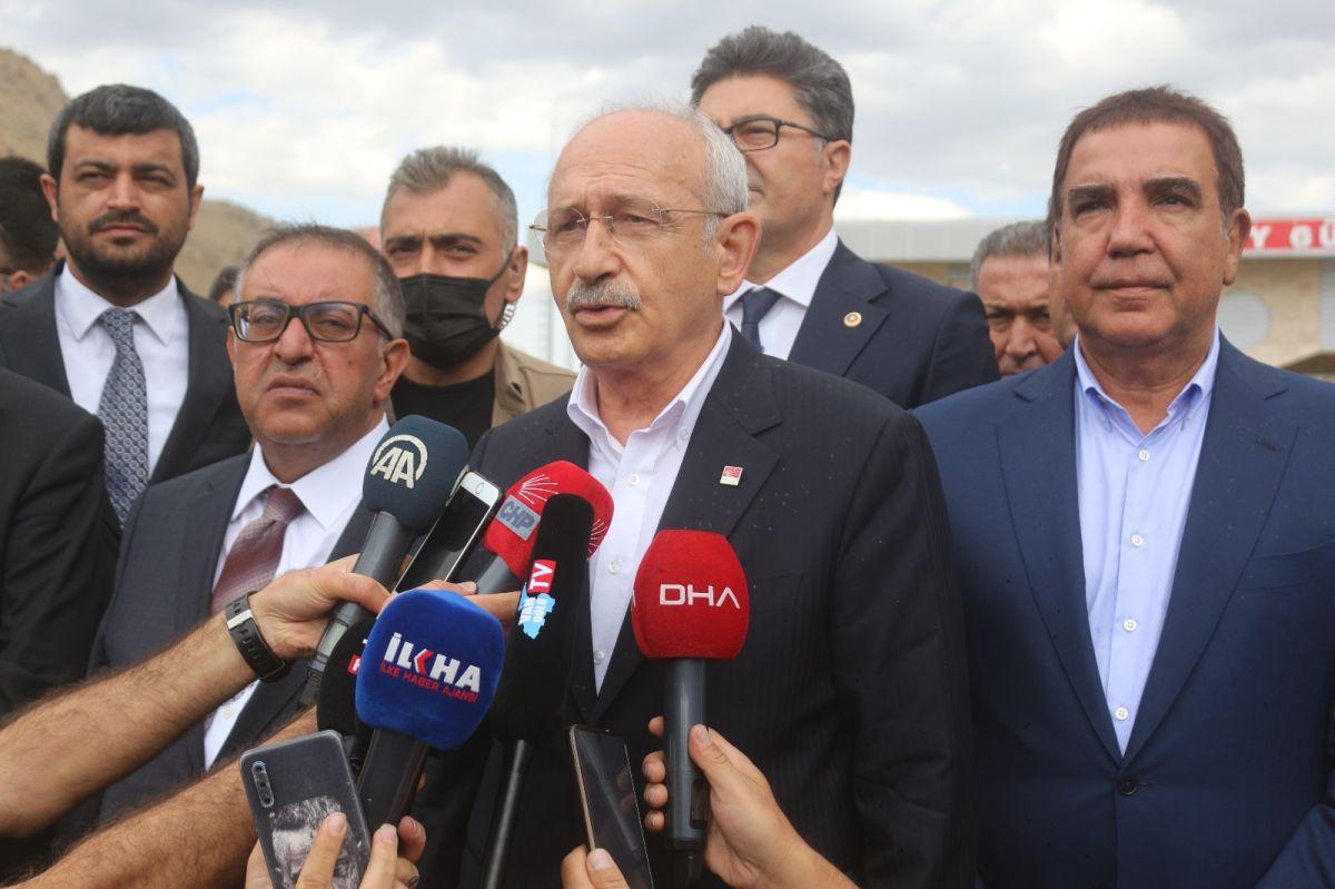 Kemal Kılıçdaroğlu nda Kapıköy Sınır Kapısı nı ziyaret  #2