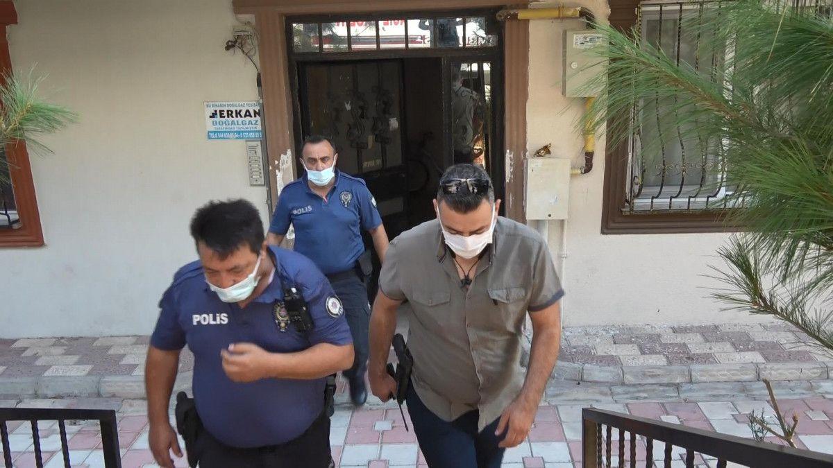 Bursa da bir kişinin, apartman merdiveninde cansız bedeni bulundu #2