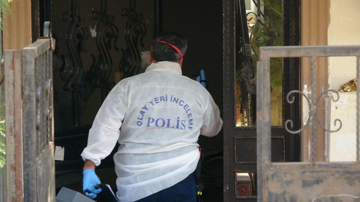 Bursa da bir kişinin, apartman merdiveninde cansız bedeni bulundu #7