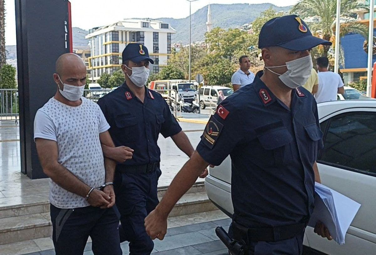 Antalya da 2 kadına cinsel istismarda bulunan zanlı tutuklandı #1