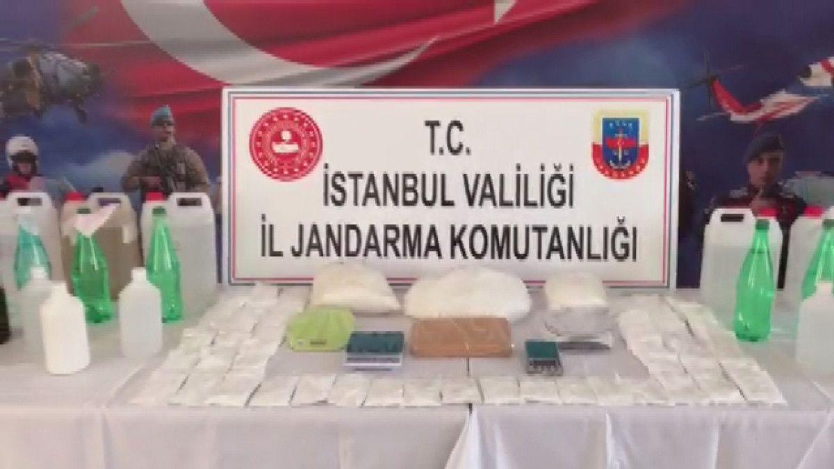 İstanbul da kokain mucitleri yakalandı #6
