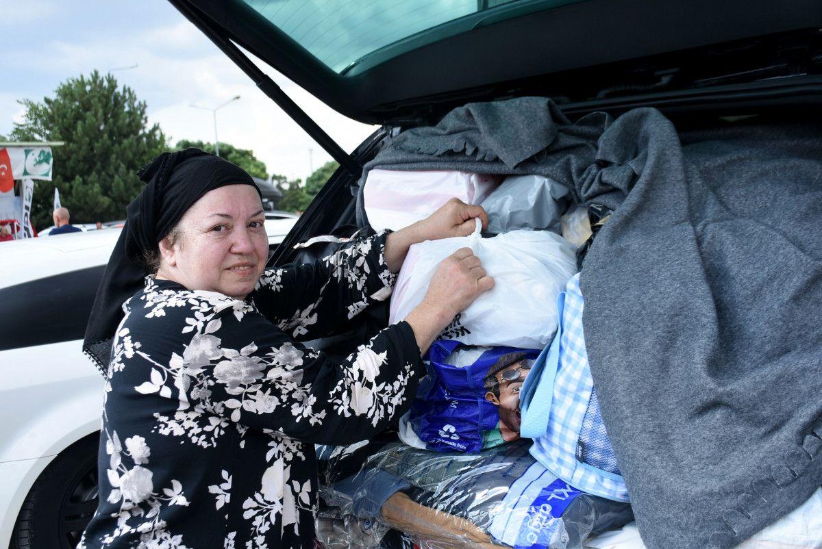 Gurbetçiler dönüş yolunda bagajları doldurdu #5