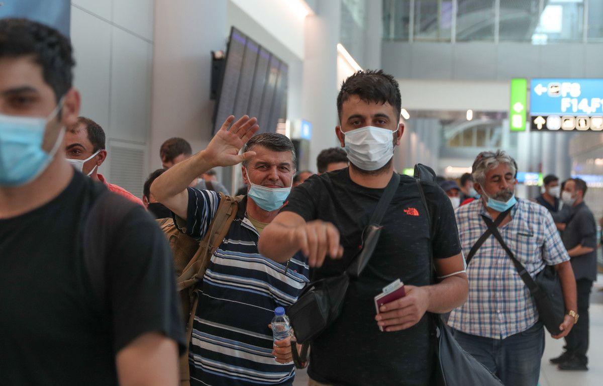 Afganistan dan tahliye edilen Türkler, yaşadıklarını anlattı #8