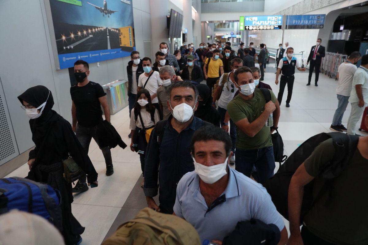 Afganistan dan tahliye edilen Türkler, yaşadıklarını anlattı #7