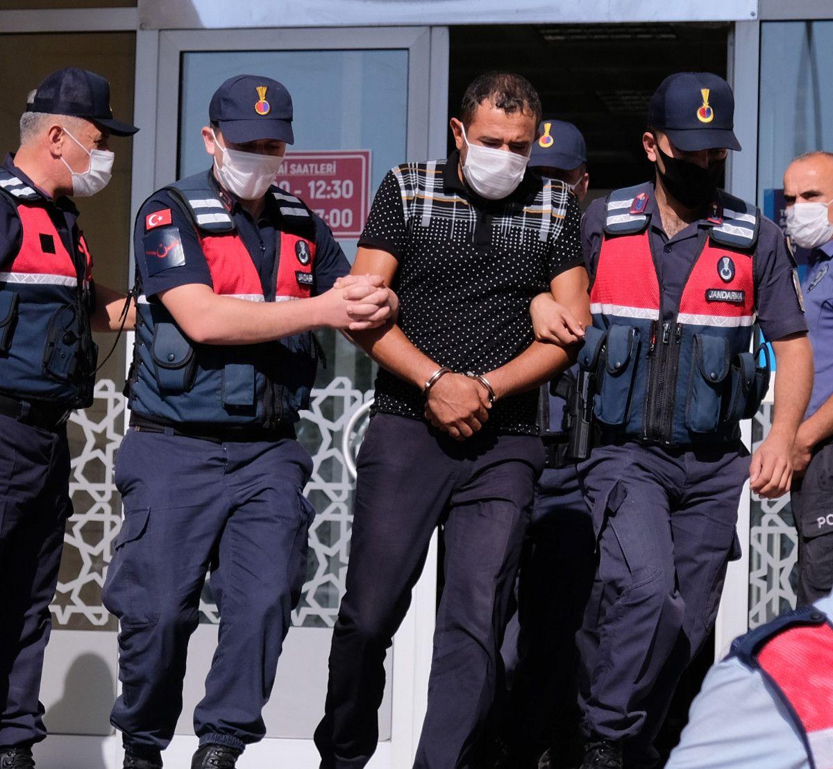 Konya daki  Büyükşen  cinayetinde tutuklu sanıklardan biri hayatını kaybetti #2
