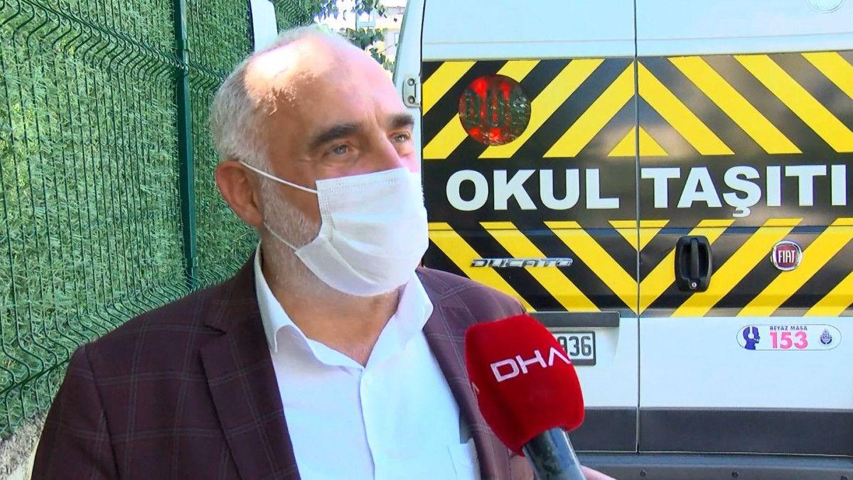 İstanbul da 18 bin 700 servisçi arasından biri aşıya karşı çıktı #1