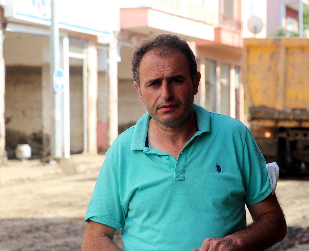 Kastamonu Bozkurt ta tutuklanan müteahhidin ağabeyi konuştu #1