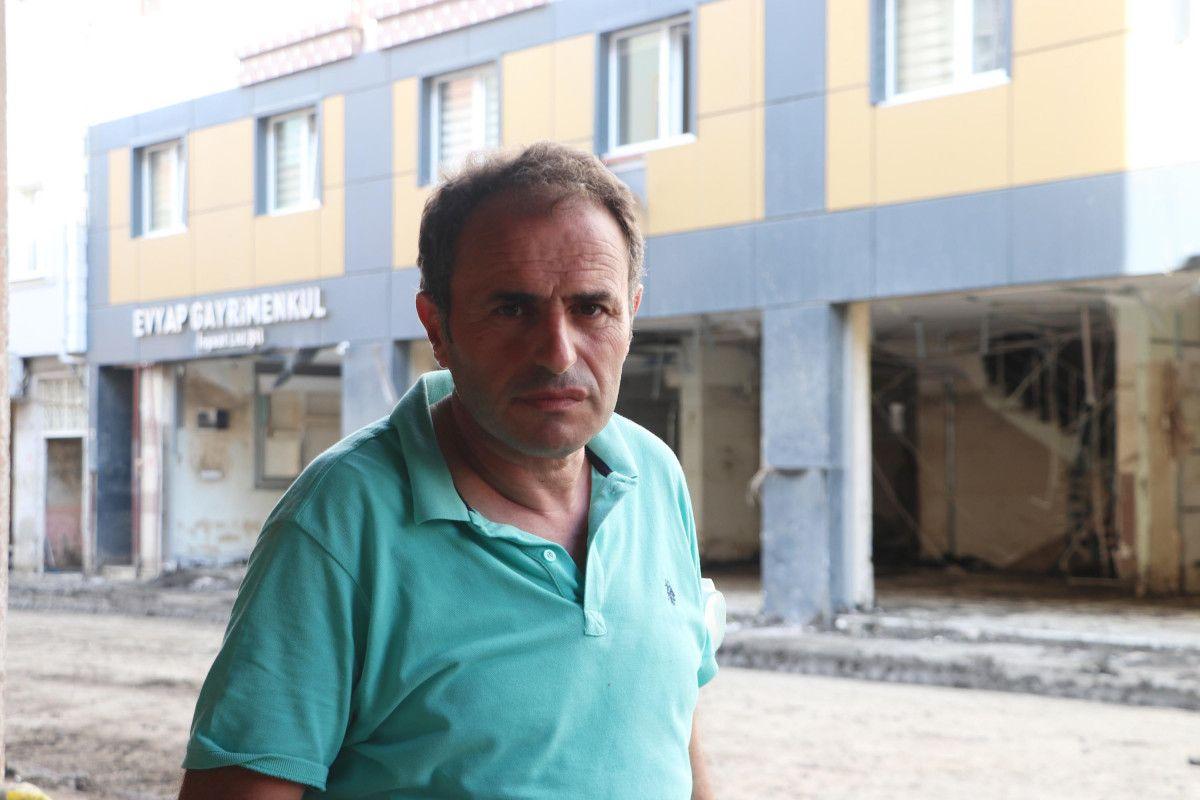Kastamonu Bozkurt ta tutuklanan müteahhidin ağabeyi konuştu #2