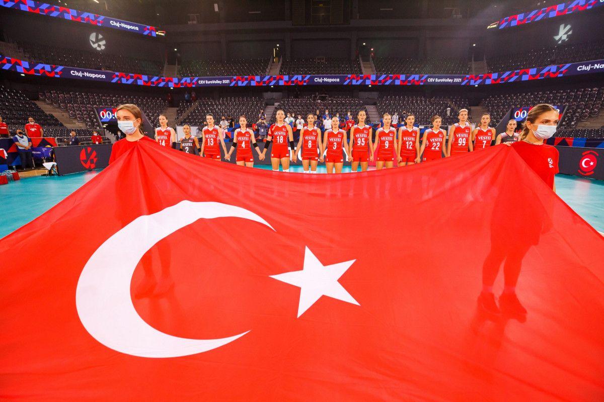 Filenin Sultanları, Avrupa Şampiyonası'nda 2 nci galibiyetini aldı #1