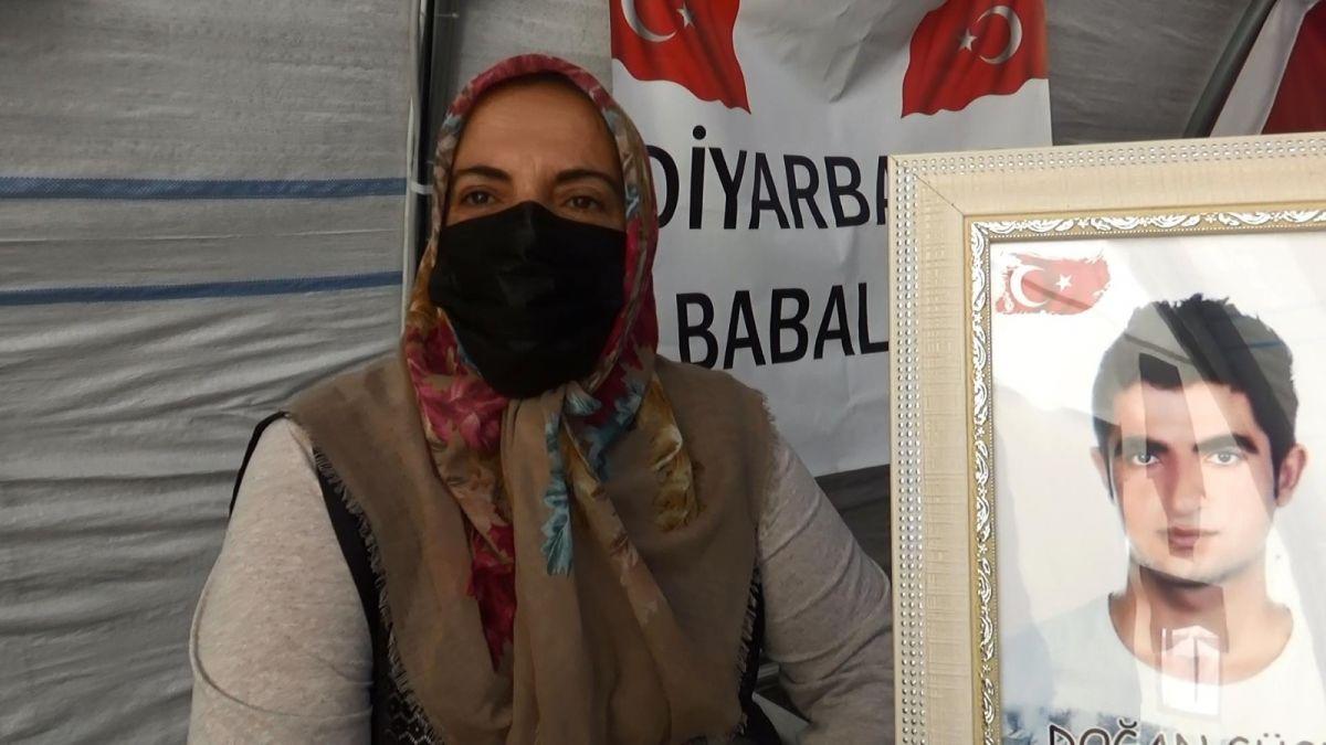 Diyarbakır da evlat nöbetindeki anne: Siyaset yapmaya değil, oğlumu almaya geldim #4