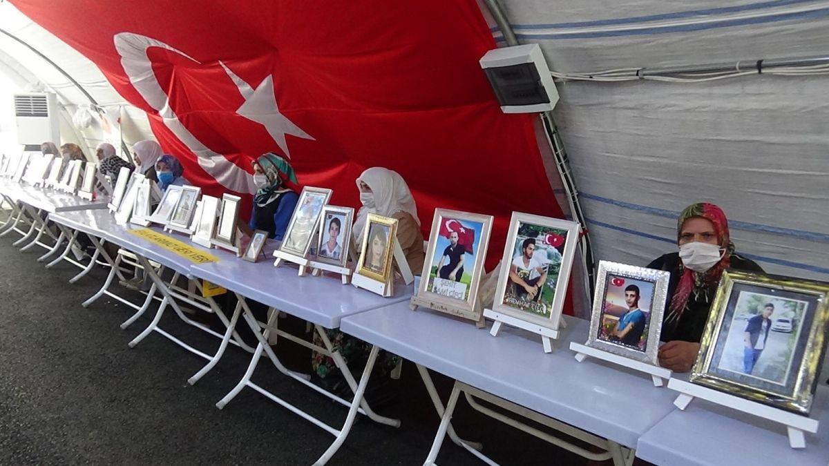 Diyarbakır da evlat nöbetindeki anne: Siyaset yapmaya değil, oğlumu almaya geldim #3