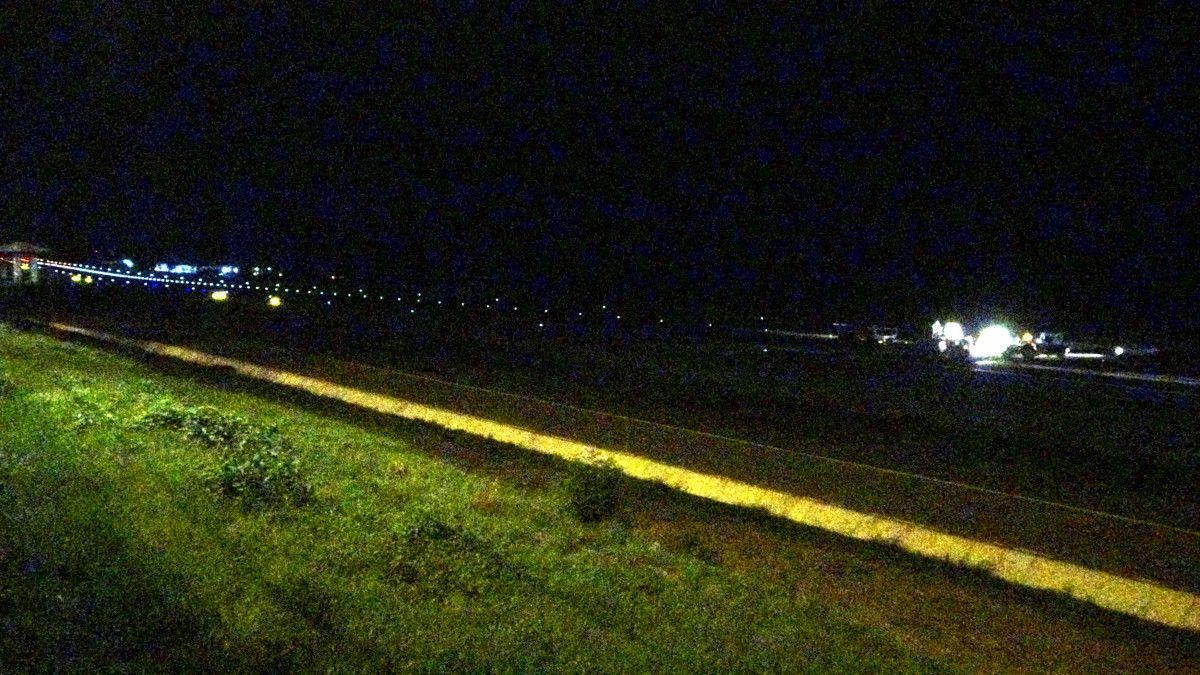 Trabzon Havalimanı nda pist çatladı, uçuşlar iptal edildi #2