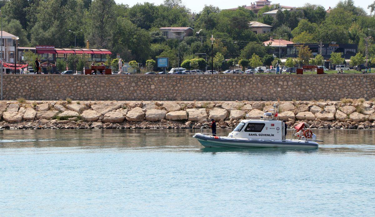 Van Gölü ne Sahil Güvenlik Komutanlığı kuruldu #6