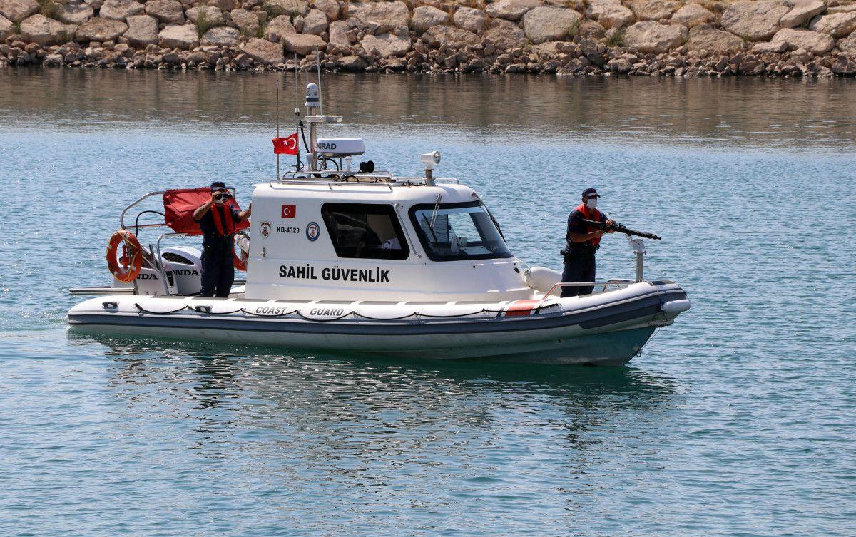 Van Gölü ne Sahil Güvenlik Komutanlığı kuruldu #1