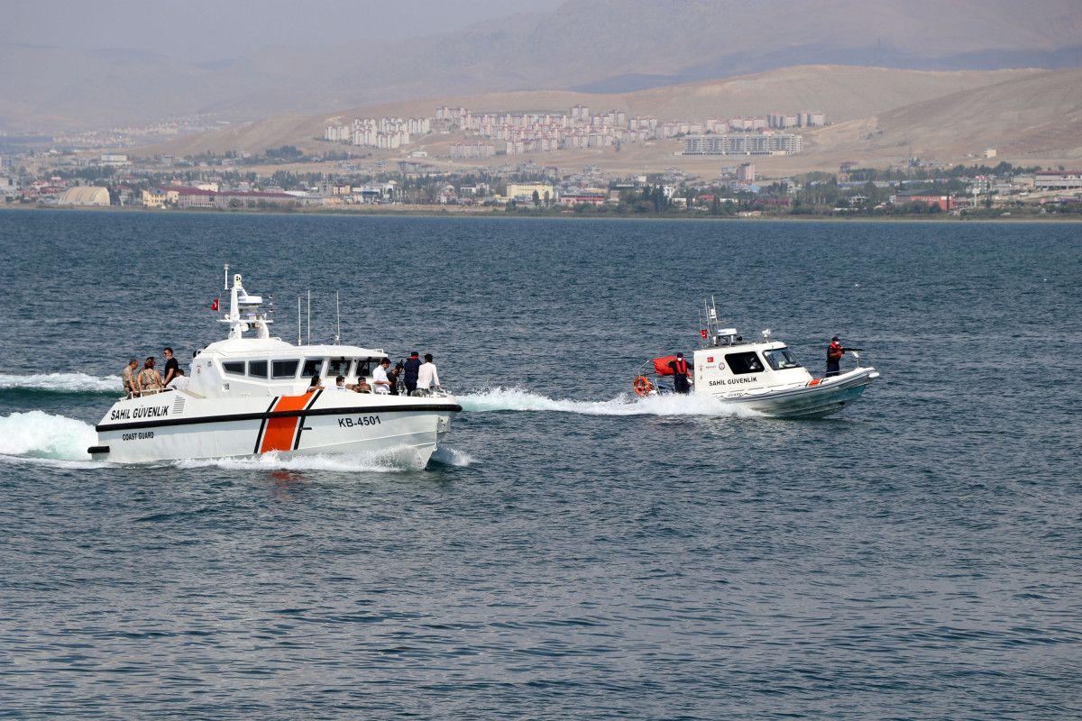 Van Gölü ne Sahil Güvenlik Komutanlığı kuruldu #2