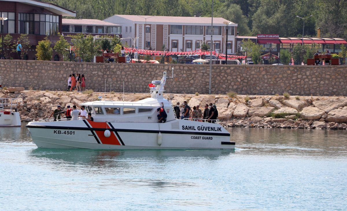 Van Gölü ne Sahil Güvenlik Komutanlığı kuruldu #7