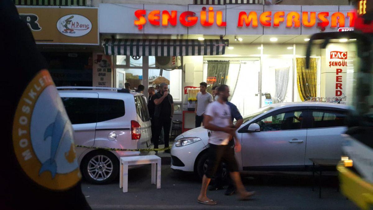 Bursa da otomobilden cadde ortasında rastgele ateş açıldı #5