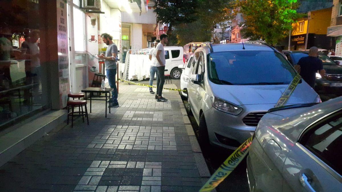 Bursa da otomobilden cadde ortasında rastgele ateş açıldı #7